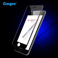 Low price china phone tempered glass screen protector for iphone 7 plus , for iphone 7 screen protector