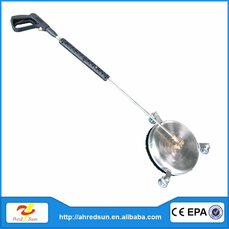 12 inch steam manual electric floor cleaner surface cleaner