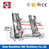 China upvc CNC window door processing welding machines