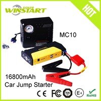electric emergency car jump starter strong power mini jump starter