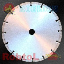 "9"" Segmented Small Diamond Blade for Fast Cutting Hard and Dense Material--GEHD-sunny"