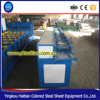 automatic galvanized steel plate roller shutter door frame cold roll forming machine