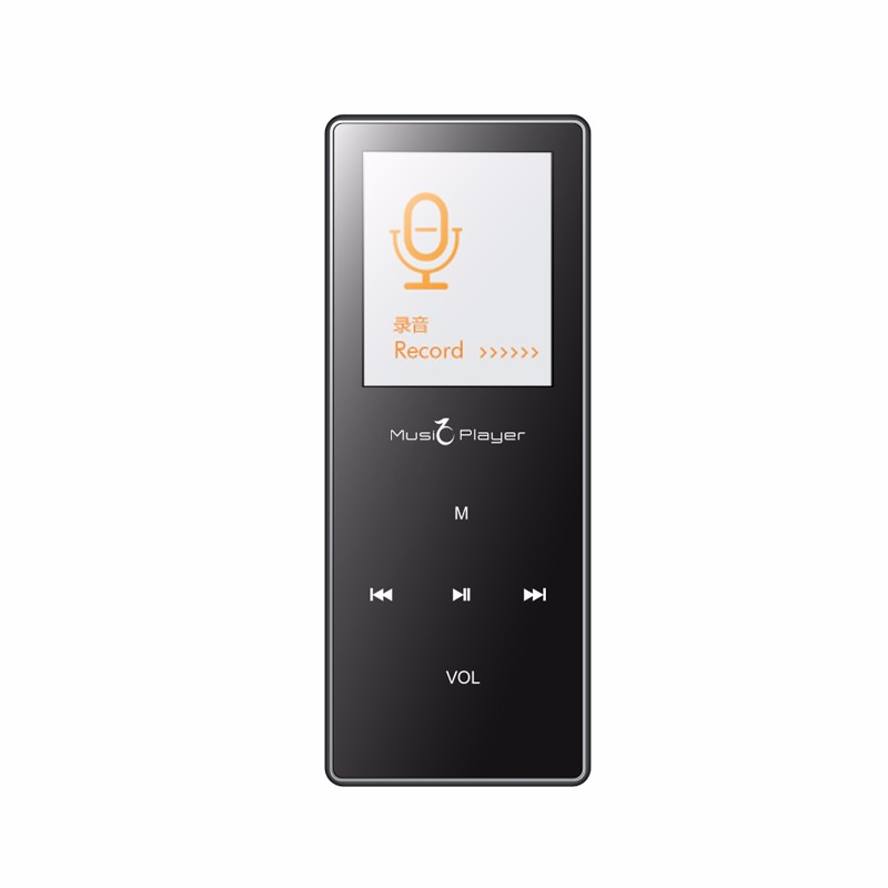 IQQ 8GB 1.8'' touch screen bluetooth mp3 player usb