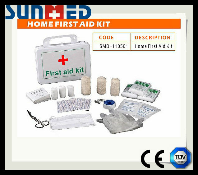 High Quality Plastic Home First Aid Kit