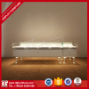 Best price customized logo acrylic material acrylic jewelry display stand