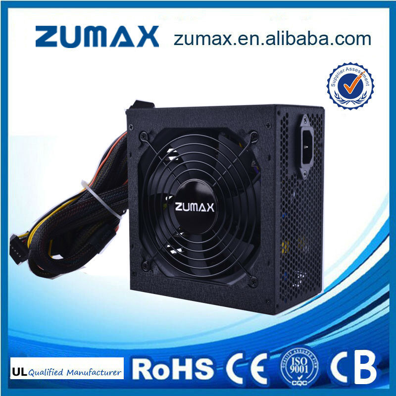 ZUMAX ZUH350 350w PSU Manufacturer ATX power supply be computer