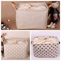 Colorful Non-Woven New Print Fabric Storage Box