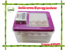 2017 Hot Sale Automatic Mini egg incubator hatchery price JN-16 (CE Approved)