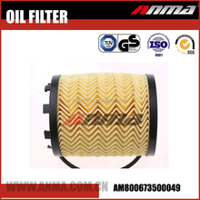 Lubrication System oil filter price for car 73500049 fiat