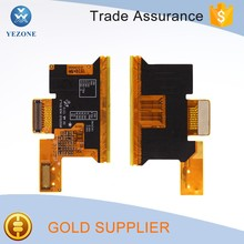 Replacement spare parts for samsung galaxy note 4 lcd flex cable