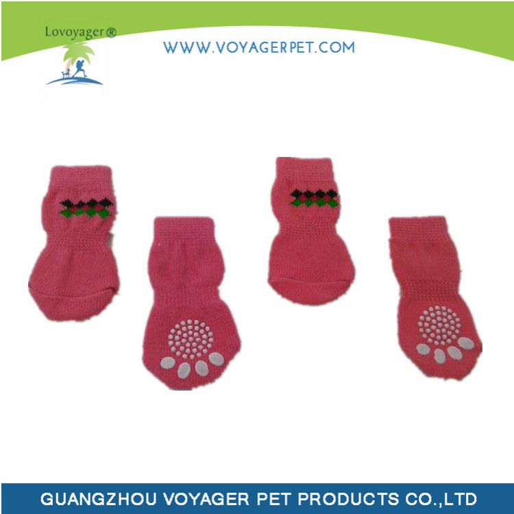 Lovoyager Plastic dog puppy pet soft mesh shoes boots made in China
