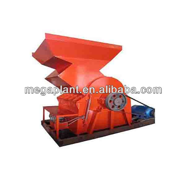 Scrap metal crusher equipment for sale