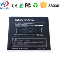 mobile phone battery msds For Avvio 765