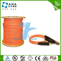 10mm2 16mm2 25mm2 35mm2 stranded copper Rubber Insulated Welding Cable