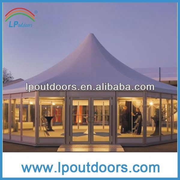 2013 Retail outdoor conference tent