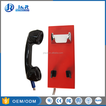 Hotline Emergency Telephone with robust handset,Vandal Resistant Telephone,Bank service phone