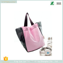 2017 new Oxford shopping bag 210D polyester bags wholesale The single shoulder bag