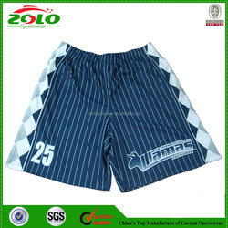Cheap Price Custom Sublimation Youth's Lacrosse Shorts, Youth's Shorts, Lacrosse Uniforms