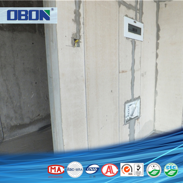 OBON Prefabricated Wall Panel for Modern Design House and Office biulding material fast construction composite siding