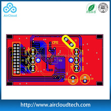 High Precision FR4 PCB Assembly for CCTV Camera Mainboard