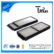 Cabin filters for cars in air conditioning system