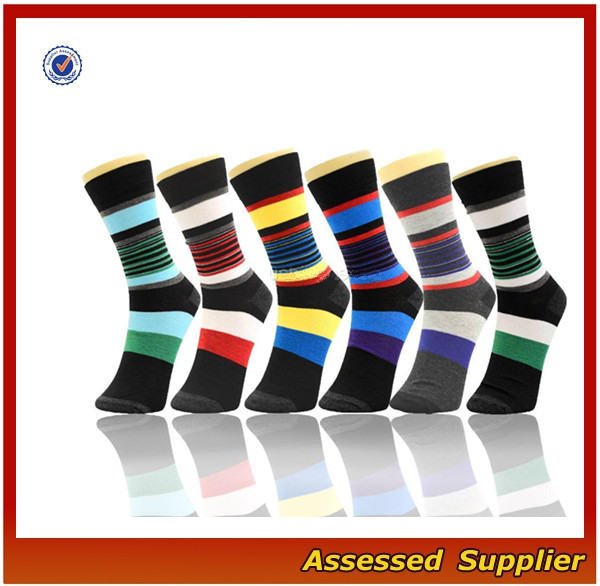 WH-90 high quality best machine made happy tube dress business cotton custom sock for hot selling