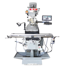 XG5513 High quality small vertical turret milling machine