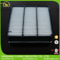 0.1 micron auto air filter for american car