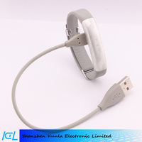2016 new arrival hotest usb cable, for Jawbone UP 2 bracelet wristband usb cable