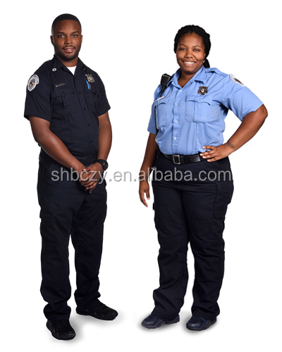 Custom Design Security Guard Uniform for Mens