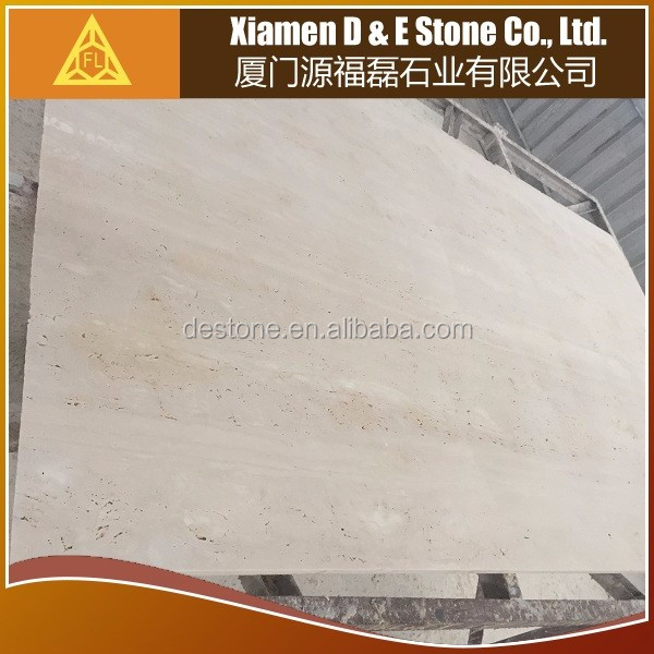 Italian Ivory White Travertine Stone