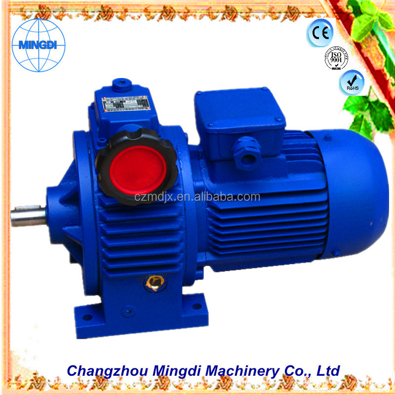 changzhou Machinery MB Series Stepless agriculture Planetary Reducer Transmission gearbox Parts for extrusoras de plastico