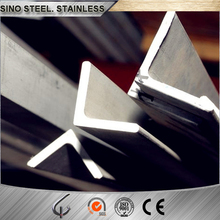 Hot Rolled AISI 201 Stainless Steel Angle Bar