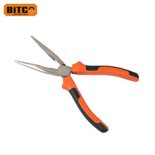 "BITCO Fine polish and durable 6"" Long Nose Plier"