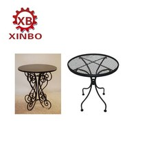 iron coffee table metal frame rocking chair
