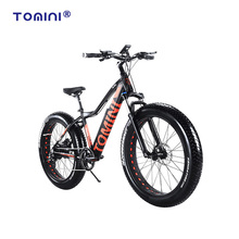 500 W MTB ebike Italian stealth bomber frame electric fat <strong>bike</strong>
