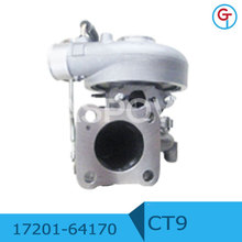3CTE Engine Turbo For Toyota PICNIC 2.2L17201-64170
