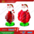 best craft santa growing christmas gift