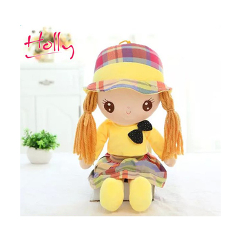 China Wholesale custom madestuffed animals for baby girl for 2019 new products
