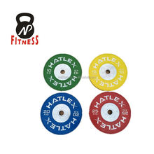 gym competition bumper plates