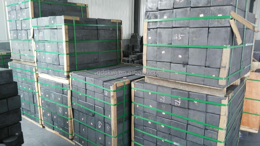 High quality carbon graphite block for raw material