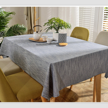High quality christmas tablecloth dining table cloth waterproof western tablecloths