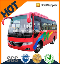LOW PRICE luxury mini bus 15-24seats 6m Diesel and CNG length bus for sale