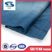 Super quality 100 cotton printed denim fabric different types of jean