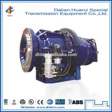 Famous brand marine winch 4:1 ratio speed reduction gearbox with CE certificate