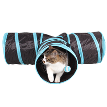 Wholesale Cheap New Cat Toy Collapsible Pet Tunnel