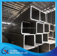 150x150 Steel Square Pipe / Square Tube 40x40 50x50 100x100 150x150 200x200