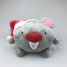 Lovely plush mouse stuffed toys for sale CE testing factory Christmas plush toy