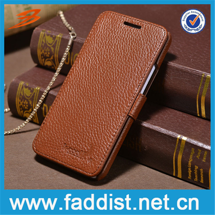 Perfectly Fit For HTC ONE M7 case,genuine leather case for HTC ONE M7