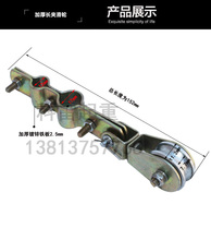 Crane electric hoist cable suspension wire pulley micro block drag line block long clip round small block promotions